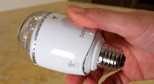 light bulbs as wi fi extenders
