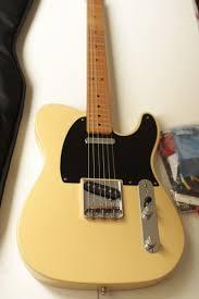 Fender Custom Shop Designed Telecaster Fender Telecaster Baja Custom Shop Designed Made In Mexico