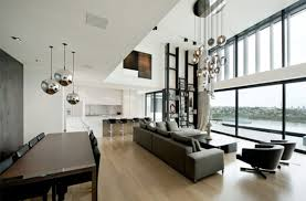 Natural Simple Design Luxury Modern House Interior That Has Cream - Luxury house interiors