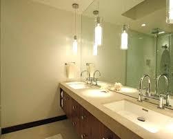 bathroom lighting over vanity. Bathroom Pendant Lighting Height Collection In Over Sink Light Vanity Home Design R