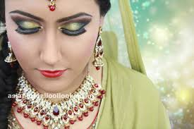 asian indian arabic stani bridal wedding party makeup looks you