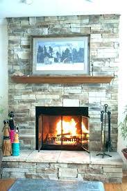 gas fireplace installation insert vent