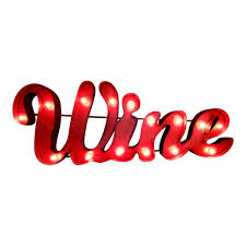 marquee word signs wine marquee letter light sign 1 v=