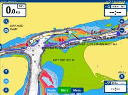 Icw Navigation Charts Icw Southbound October 30 2019 Sailfeed