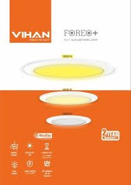 ceramic colour changing 6w vihan led 3
