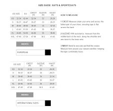 Judicious Akris Punto Size Chart 2019