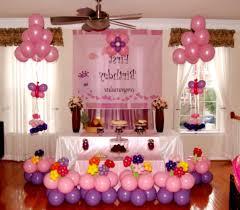 brilliant 1st birthday decoration ideas at home 4 in minimalist