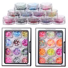 Online Buy Wholesale nail art glitter shapes from China nail art ...