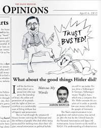 jewish rutgers student files bias complaint after satire article  jewish rutgers student files bias complaint after satire article praising hitler