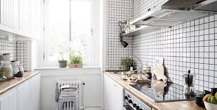 best ideas black and white kitchen tile ideas for 2018
