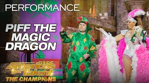 Piff The Magic Dragon Seating Chart Piff The Magic Dragon Wyly Theatre Dallas Tx October