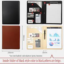 Resume Holder Impressive Online Shop HUA JIE A28 Portfolio Resume Folder Expanding Document