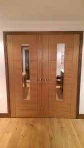 awesome internal double doors doors double internal interior double s with glass for decor