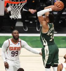 The suns held home court to take game 1 of the nba finals. Milwaukee Bucks Beat Phoenix Suns At Fiserv Forum In Game 3 Nba Finals