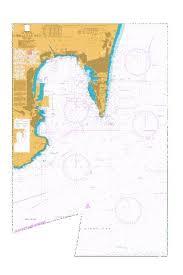 Gibraltar Bay Marine Chart Es_1448_0 Nautical Charts App