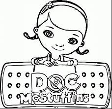 Small Picture spectacular doc mcstuffins face coloring pages az with doc