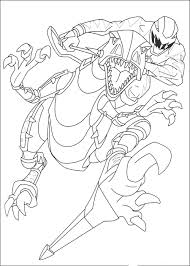 Power Rangers Coloring Pages Printable All Book Mask Word Christmas