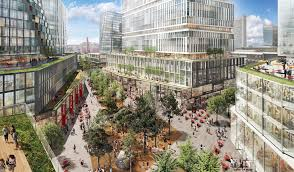 amazon office space. Bldup - Amazon To Lease Office Space Overlooking Seaport\u0027s Future Harbor Square