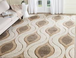 image of 12 x 15 area rug placement