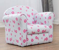 chair for toddler. kids chair pale blue with pink flowers for toddler
