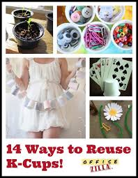 neat office supplies. 14 Ways To Reuse K-Cups Neat Office Supplies O