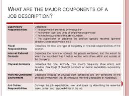 what does employees supervised mean writing job descriptions state of the american workplace a graphic