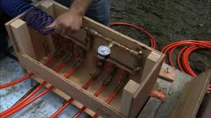 In Slab Radiant Heating Design Radiant Heating In A Concrete Slab Let Us Show You How Easy It Can Be To Install Radiant Heat