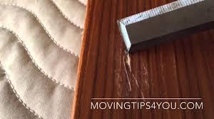 Wonderful How To Repair A Scratch In Veneer Or Laminate Furniture   YouTube