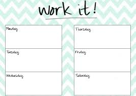 work out schedule templates pin by haley marie on exercies pinterest workout calendar