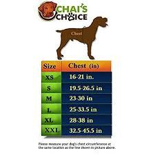 Service Dog Vest Size Chart Service Dog Vest Harness Chais Choice Best With 2