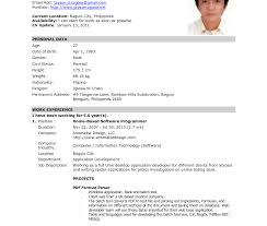 How To Do A Job Resume Format How To Do Job Resume Format Templates Writing Resumes Write Perfect 16