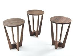 small round table wood modern coffee tables alight small round wooden high side table design wood