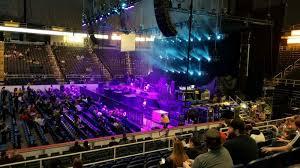 Times Union Center Section 119 Row K Seat 15 Weezer Tour