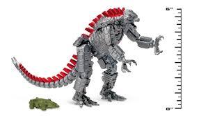 Pictures released4 the trailer for godzilla vs. Playmates Reveals Godzilla Vs Kong Mechagodzilla Toy