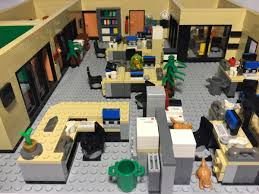 lego office. this lego proposal is based on nbcu0027s the office americau0027s quintessential workplace comedy developed by greg daniels and original from lego ideas