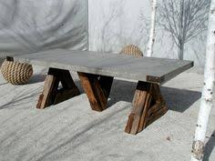 polished concrete furniture. manaanna concrete tables and how to make your own diy polished furniture e