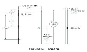 fy standard barn door sizes for most decoration with height handle mounting