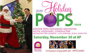 Boston Pops Christmas Seating Chart The Boston Pops Holiday Pops Tour Providence Performing