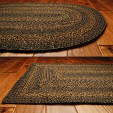 last minute ihf rugs jute braided primitive home decors