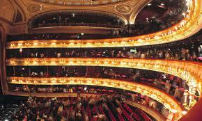 Detroit Opera House Detroit Mi Seating Chart Detroit Opera