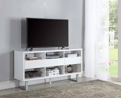 glossy white tv stand. Wonderful Glossy Contemporary Glossy White TV Console Inside Tv Stand