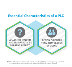 plc education professional learning k 12 blueprint