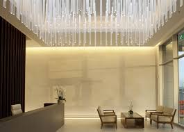 paul nulty lighting design private airline lounges reception space feature bespoke chandelier