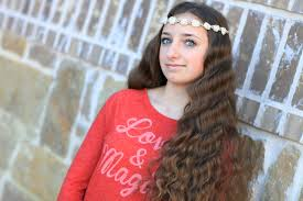 Hair Style Curling bandana curls noheat curl hairstyles cute girls hairstyles 5247 by wearticles.com
