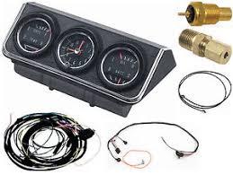 1967 camaro console gauges oer 1967 camaro console gauges w wiring install kit mt 67