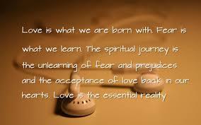 Life Spiritual Quotes