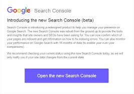 How Marketers Can Leverage the New Google Search Console