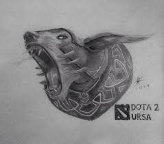 dota 2 ursa by demonconstruct on deviantart