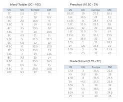 Nike Grade School Shoe Size Chart Nike Boy S Kwazi Gs Shoe Midnight Navy 845075 400