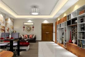 Living Room Closet China Modern Living Room And Dining Room Interior Design